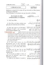 Koranen på spanska