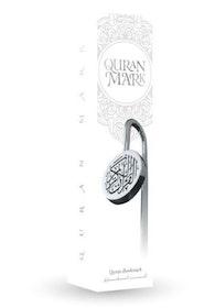 Mus-haf Bokmärke Silver