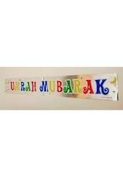 Umrah Mubarak Banner
