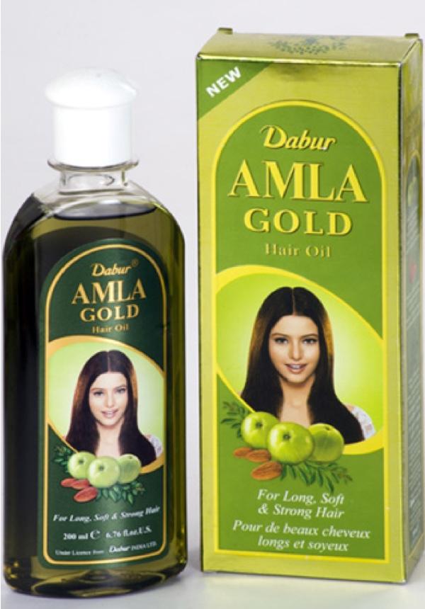 Dabur Amla Gold Hårolja 200ml