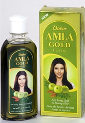 Dabur Amla Gold Hårolja 200ml