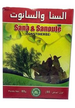 Sana och Sanoute
