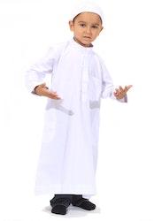 Saudi Klassisk Thobe Barn