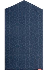 Geometrisk Jeans Bönematta