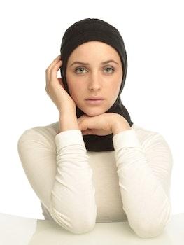 Team Svart Sport Hijab