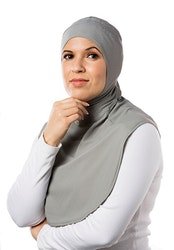Runner XL Grå Sport Hijab
