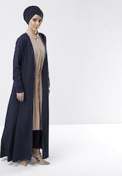 Nyla Kimono Marinblå