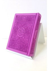 Rainbow Quran Leather Small