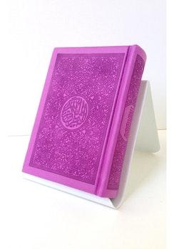 Rainbow Quran Leather Small