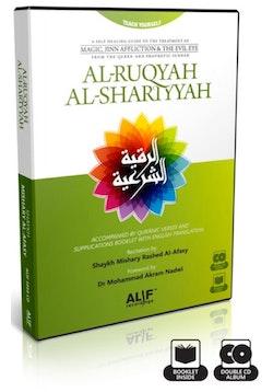 Al-Ruqyah al-Shariyyah med Afasy (2 CD + häfte)