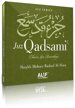 Juz Qadsami med Afasy (CD)