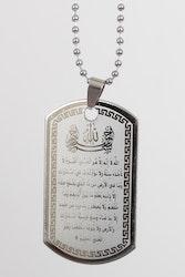 Ayat al-Kursi Halsband