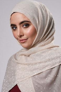 Aisha Sjal Beige