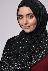Aisha Sjal Svart