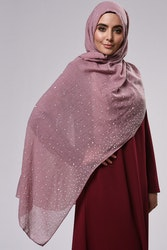 Aisha Sjal Dusty Pink