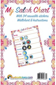 My Salah Chart