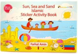 Sun, Sea and Sand Sticker Activity Book