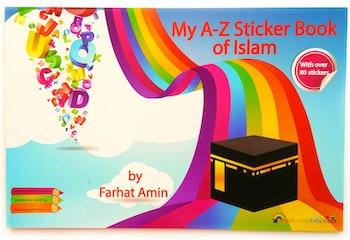 My A-Z Sticker Book of Islam