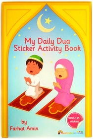 My Daily Dua Sticker Activity Book