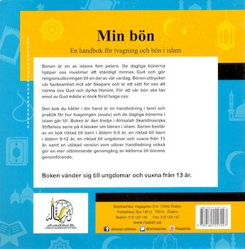 Min bön - en handbok för tvagning och bön i islam