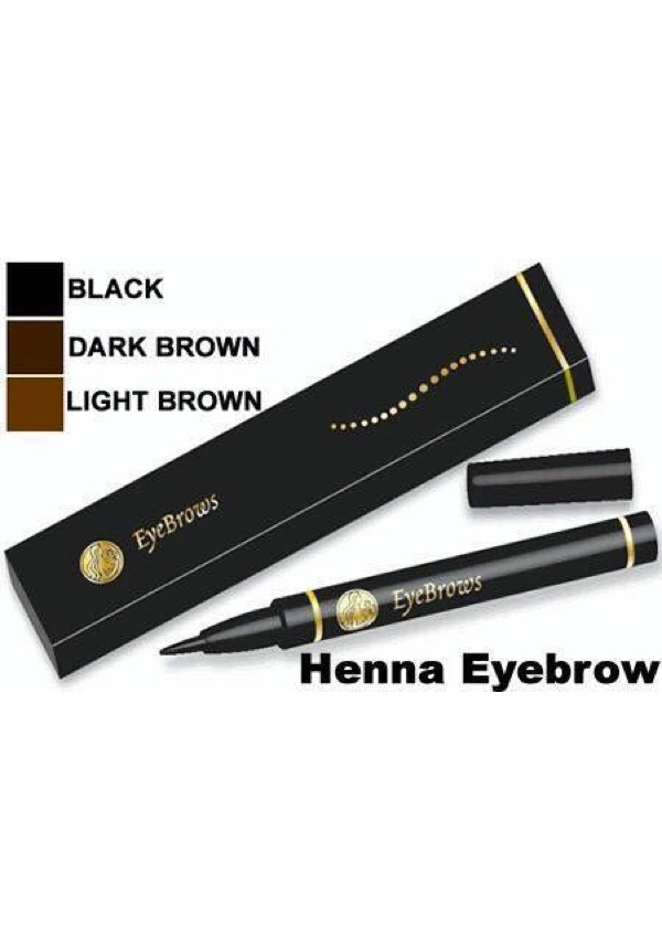 Henna Eyebrows Coffee