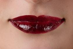 Henna Lips Burgundy