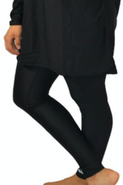 Burkini Leggings Svart