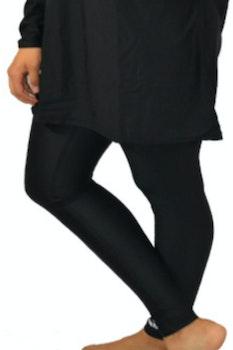Burkini Leggings Svart