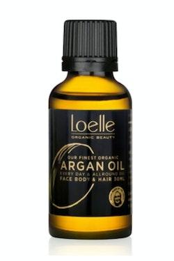 Loelle 100% Arganolja 30 ml, EKO