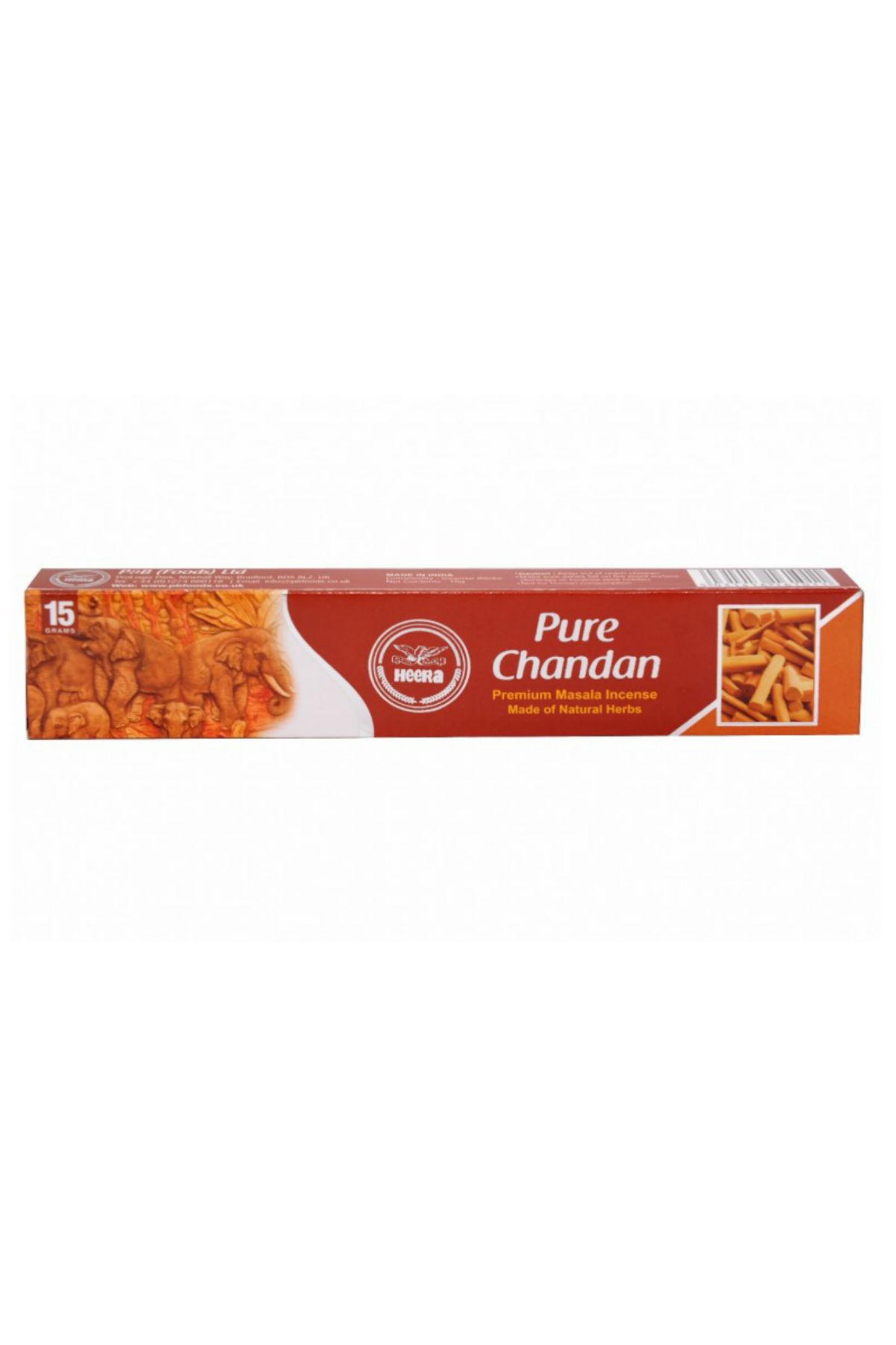 Pure Chandan Rökelsepinnar