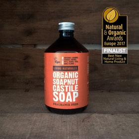 Organic Soapnut Castile Soap 500ML