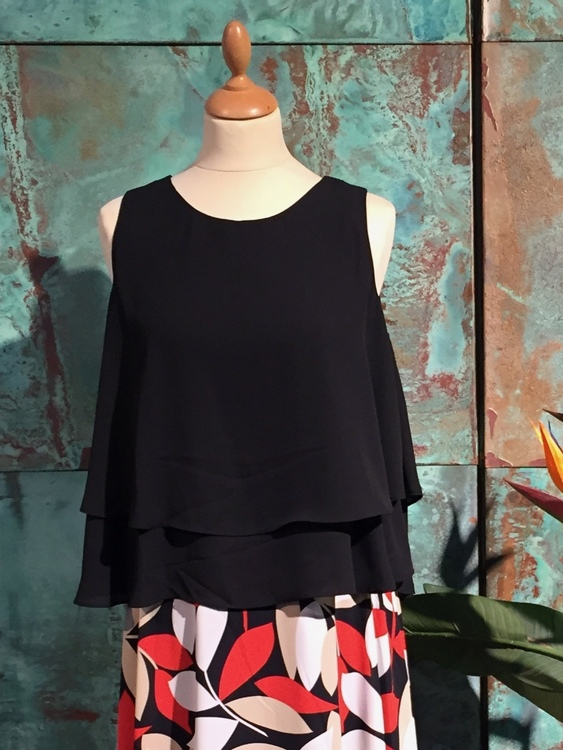 Fern Top - Black