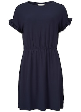 Owen Dress - Navy Sky