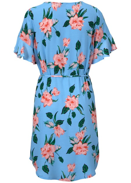 Orleans Print Dress - Summer Flower