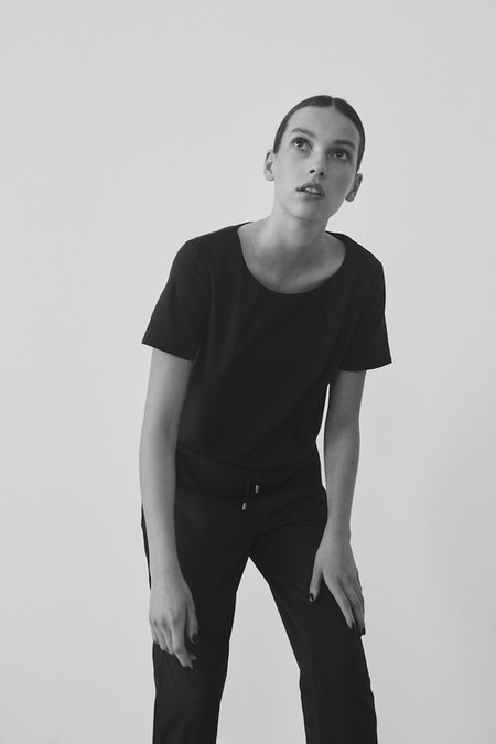 Campell Jumpsuit - Black