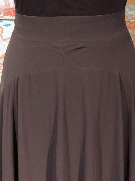 Layla Long Skirt - Black