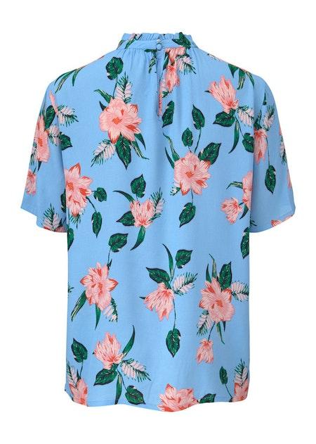 Orleans Print Top - Summer Flower