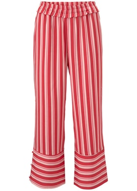 Ora Print Pants - Summer Stripes