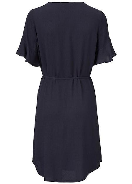 Orleans Dress - Navy Sky