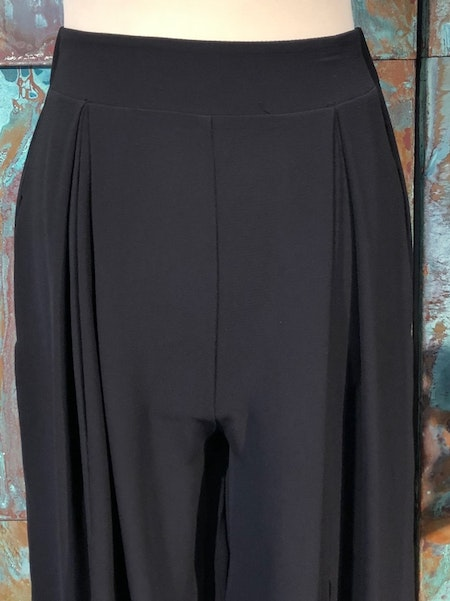 Ruth Wide Trousers - Black