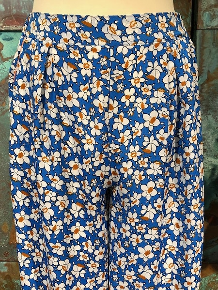 Lila Trousers - Blue