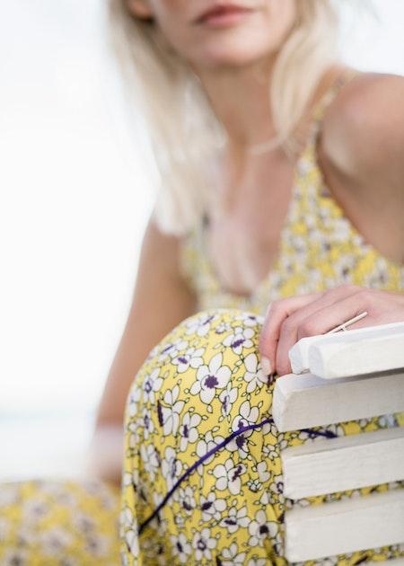 Lila Trousers - Yellow