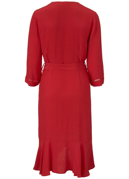 Olympus Dress - Racing Red