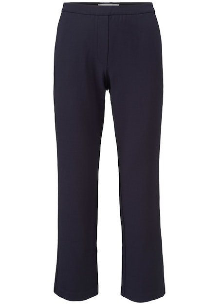 Tanny Cropped Pants - Navy Sky