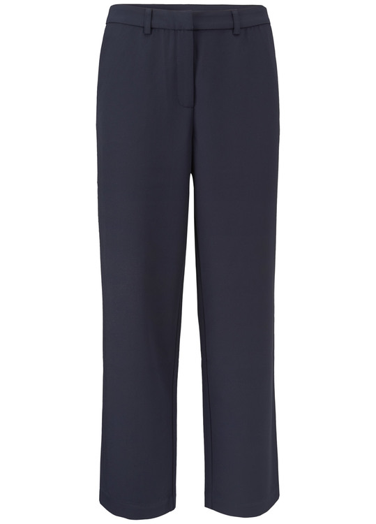 Kendrick Cropped Pants - Navy Sky