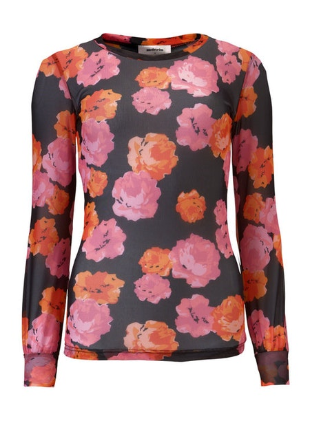 Ray Print Top - Darcey Rose