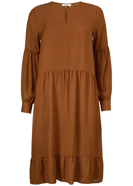 Rich Dress - Chestnut