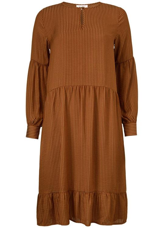 Rich Dress - Chestnut