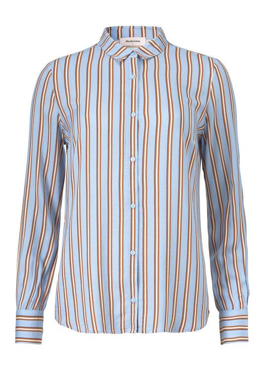 Ricky Shirt - Serenity Stripes