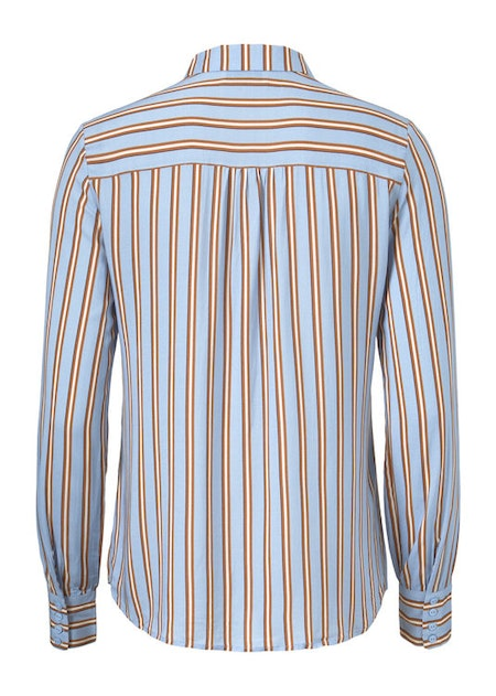 Ricky Shirt - Serenity Stripes